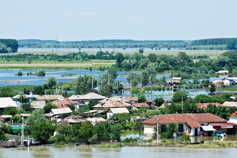 Download Disastrous Floods Hit Romania - July 5 Editorial Photo - Image: 15033651