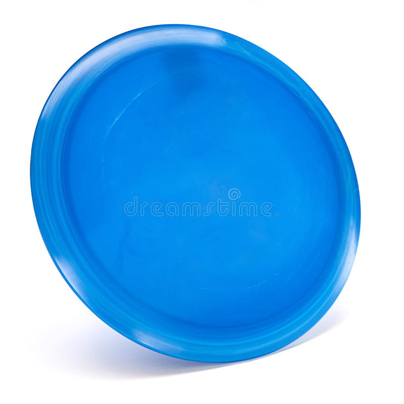 Disc golf disc royalty free stock images
