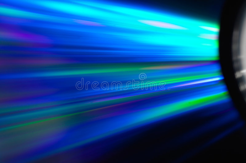Disc rays royalty free stock image