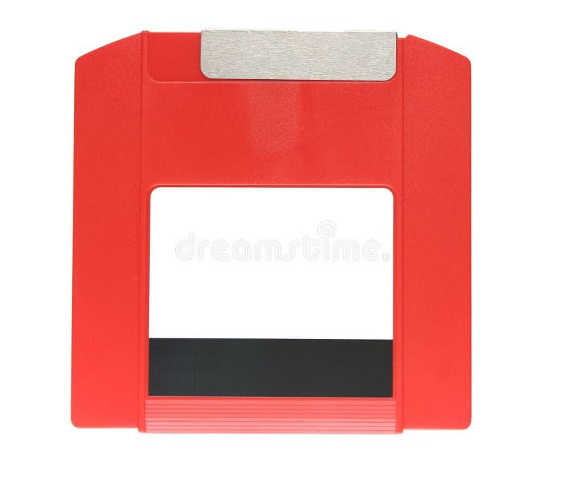 Discette de fermeture éclair photo stock