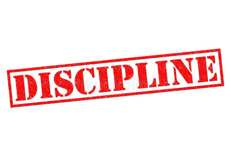 discipline illustration libre de droits