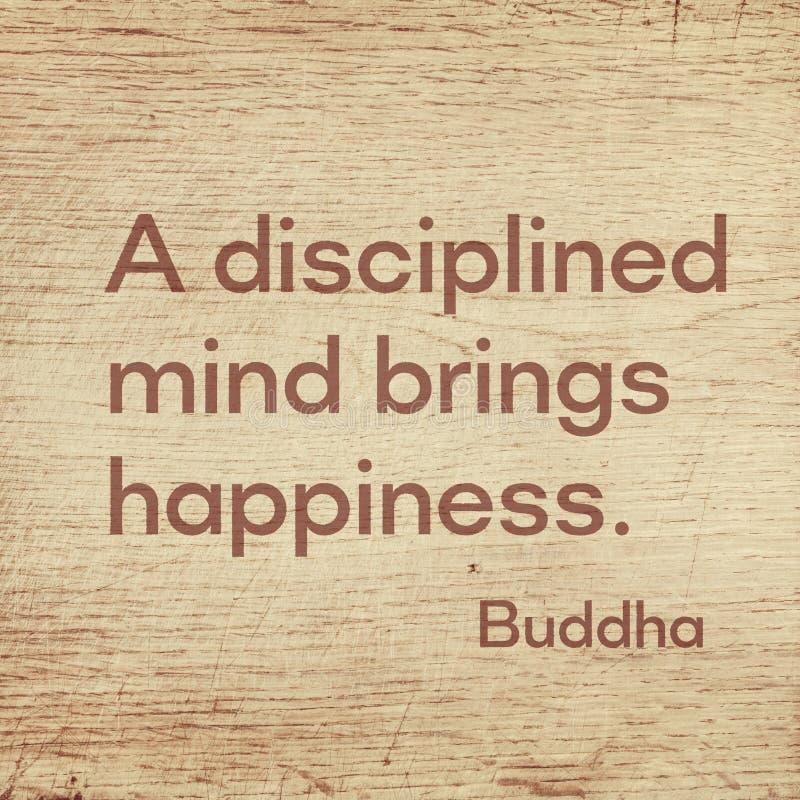 Free Disciplined Mind Buddha Wood Royalty Free Stock Images - 137017179