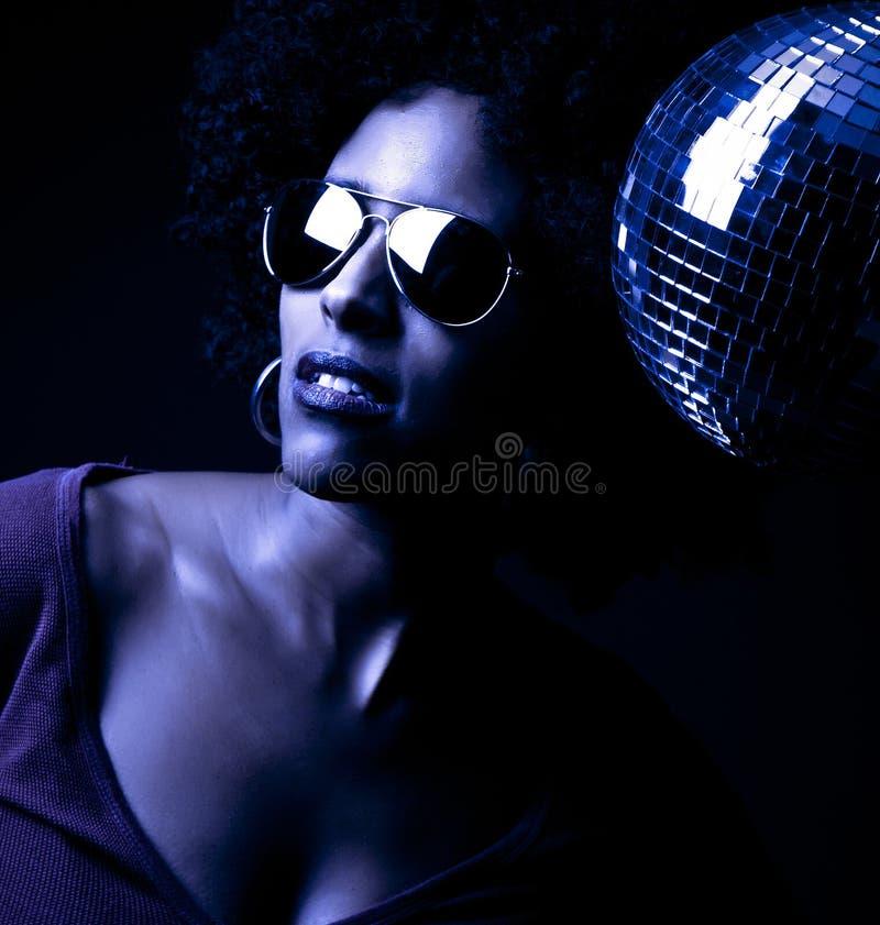 Disco κομψό στοκ φωτογραφίες