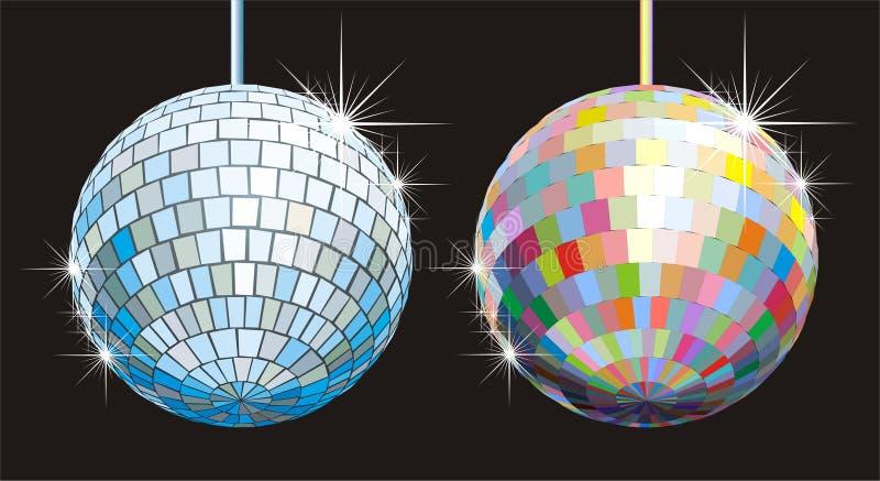 disco σφαιρών ελεύθερη απεικόνιση δικαιώματος