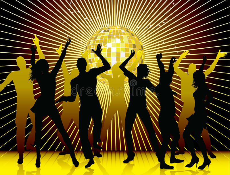 Download Disco stock vector. Image of illustration, entertainment - 16248742