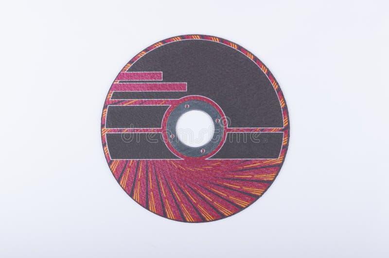 Disco abrasivo fotos de archivo libres de regalías