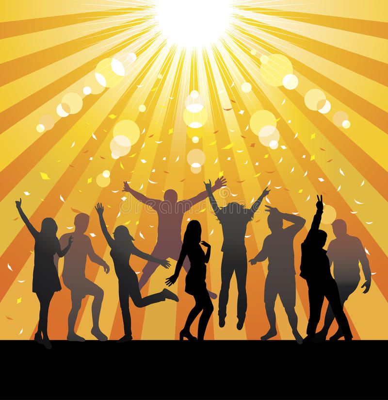 Download Disco Background. Stock Photography - Image: 16235212