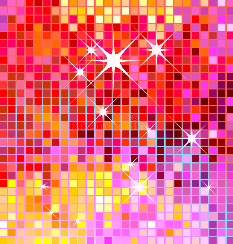 Download Disco background stock vector. Image of glitter, entertainment - 9262926