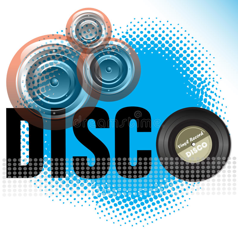 Download Disco background stock vector. Illustration of entertainment - 33505736