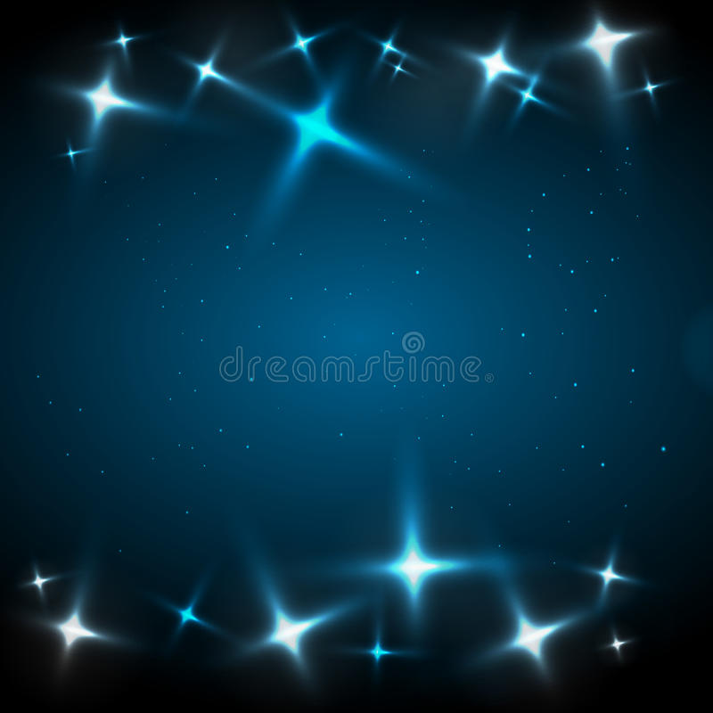 Disco background vector illustration