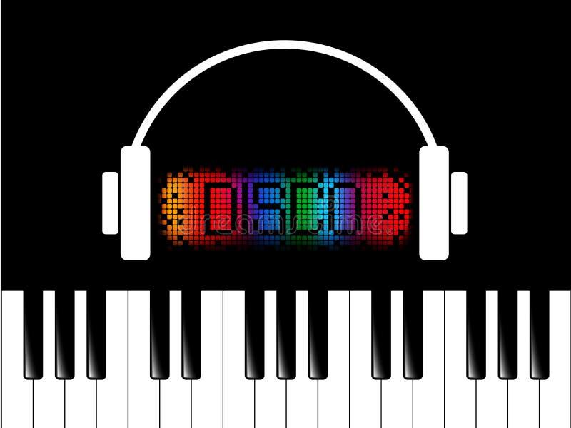 Disco background. vector illustration