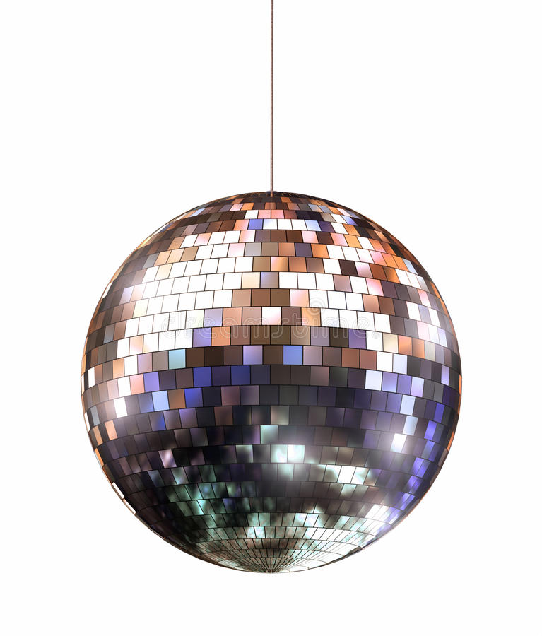 Download Disco ball stock illustration. Image of nightclub, path - 21910981