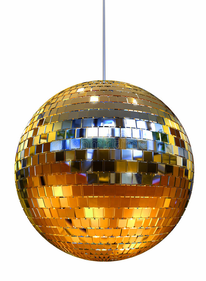 Download Disco ball stock illustration. Image of sphere, nightclub - 22227013