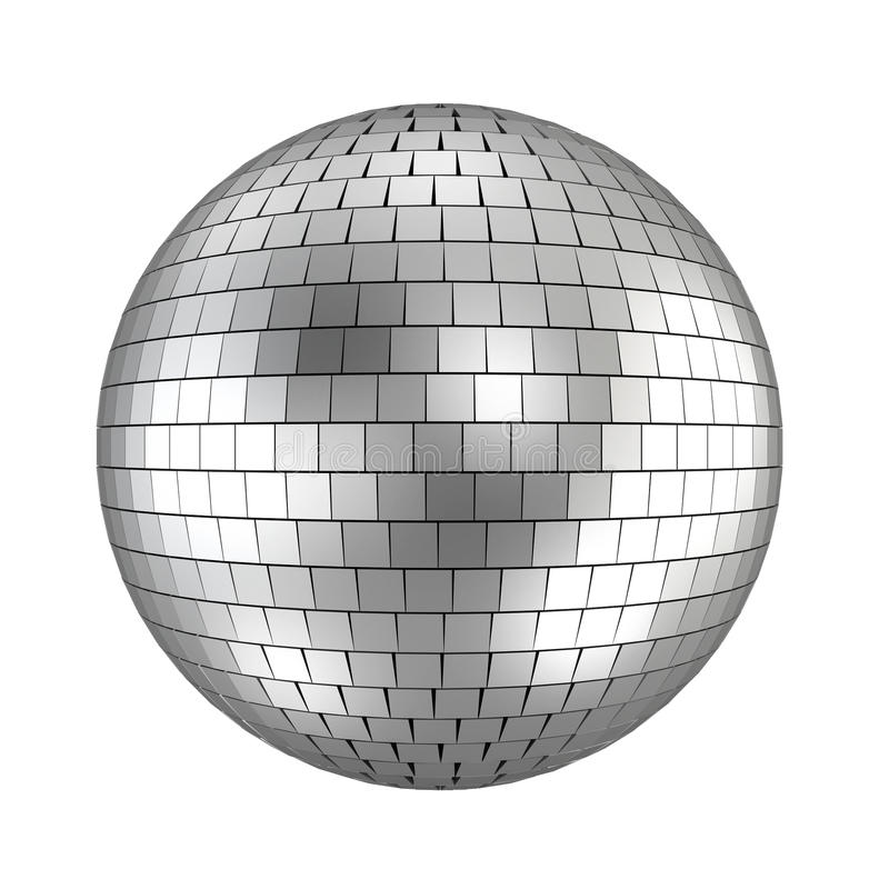 Download Disco ball stock illustration. Illustration of mirror - 27858585