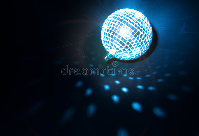 Disco ball. Background close up royalty free stock image