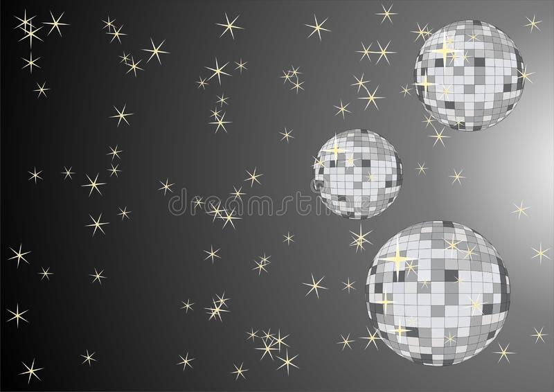 Download Disco ball stock vector. Illustration of celebration, globe - 8145503