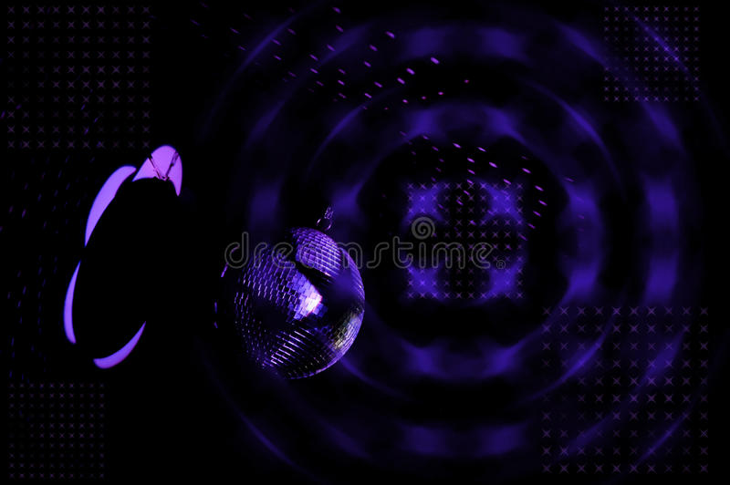 Download Disco Ball And Disco Lights Stock Photo - Image: 31946362