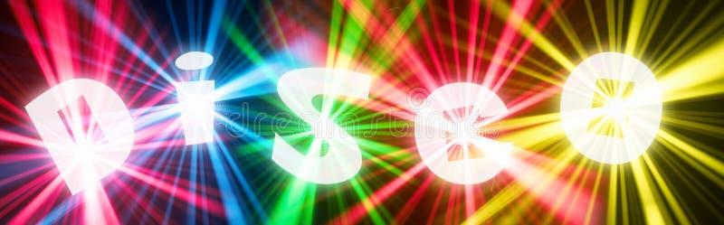 Download Disco banner stock image. Image of music, nightclub, disc - 16598211