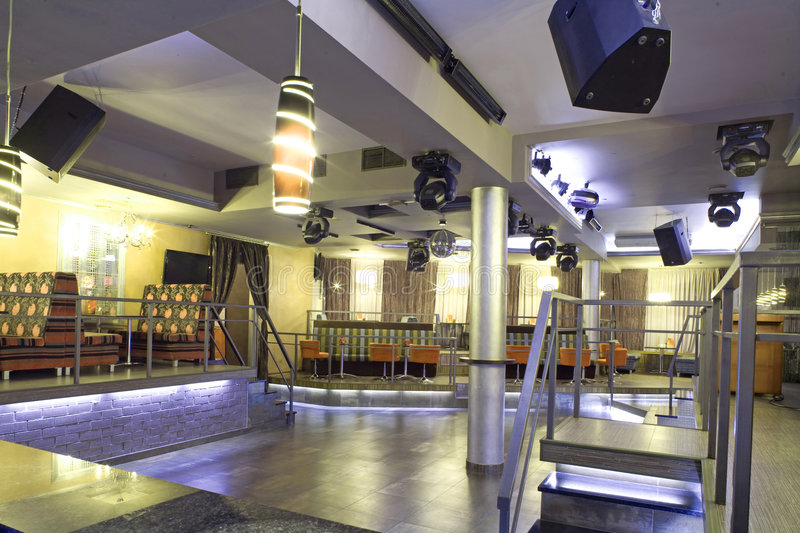 Download Disco bar stock image. Image of dancing, house, lamp, cafe - 8391989
