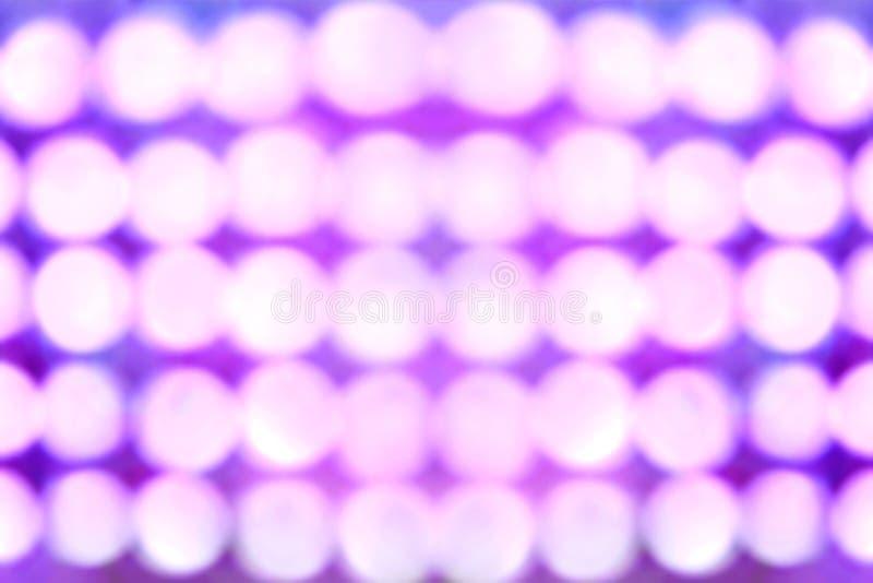 Disco beleuchtet Hintergrund lizenzfreie stockbilder