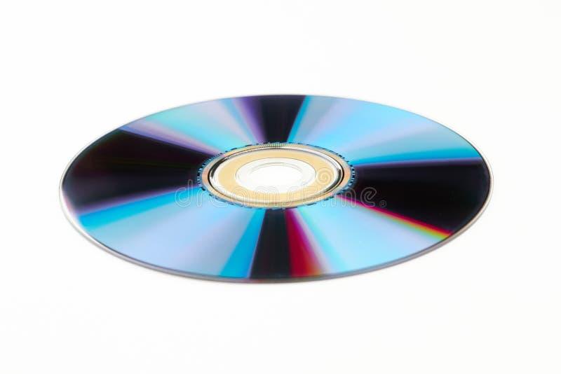Disco brillante del DVD para el ordenador fotos de archivo libres de regalías