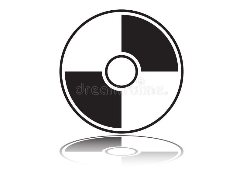 Disco compacto libre illustration