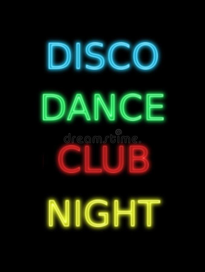 Download Disco Dance stock illustration. Image of house, design - 8021405