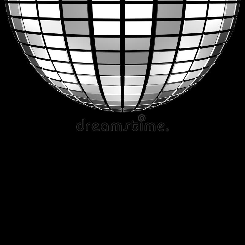 Download Disco Dance Mirror Ball Mirrorball Stock Illustration - Image: 7367266