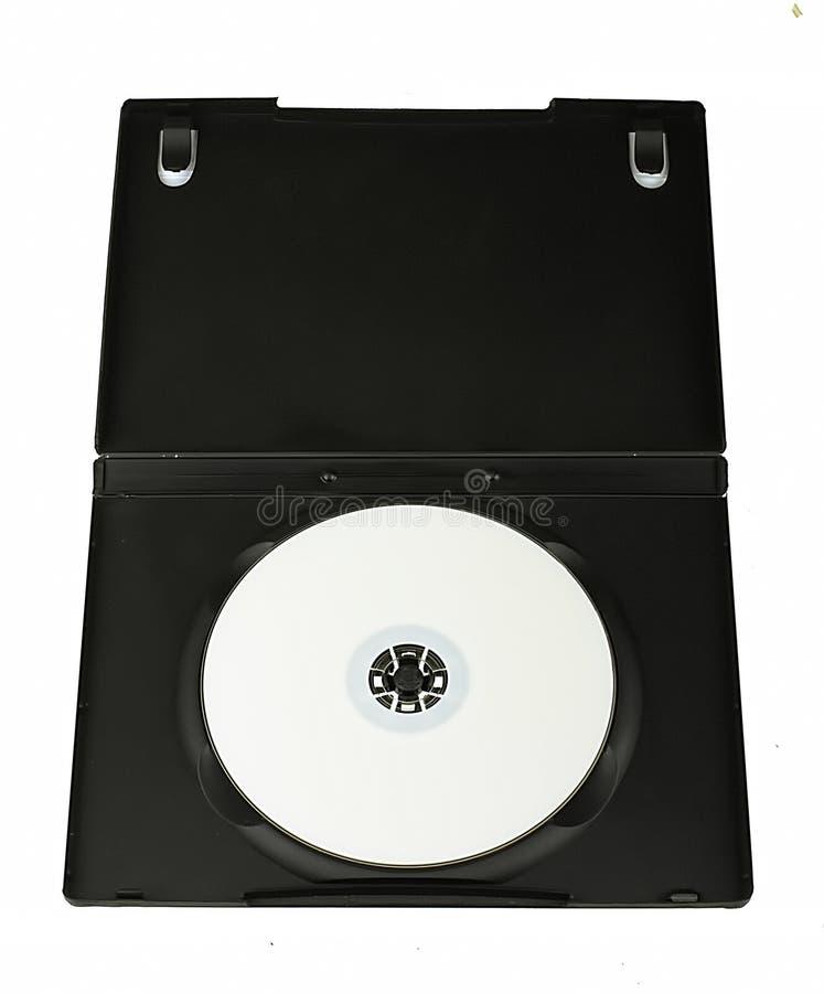 Disco de DVD imagem de stock royalty free