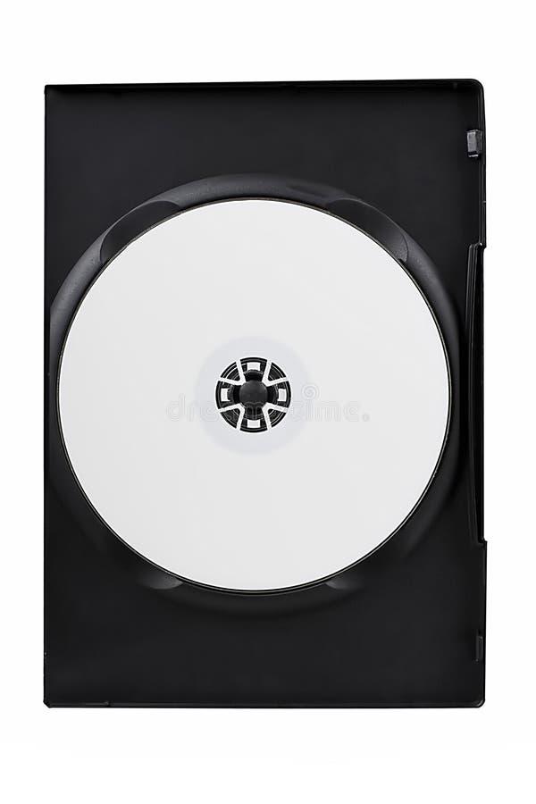 Disco de DVD fotografia de stock