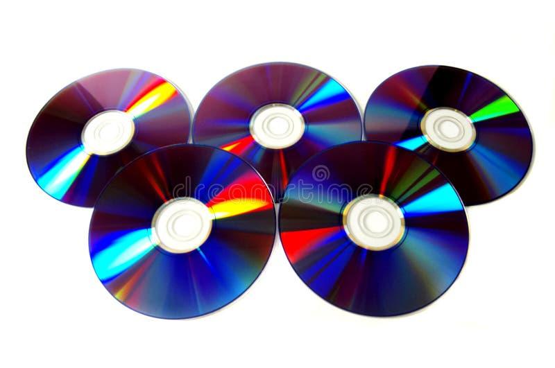 Disco De Olimpic Foto de Stock Royalty Free