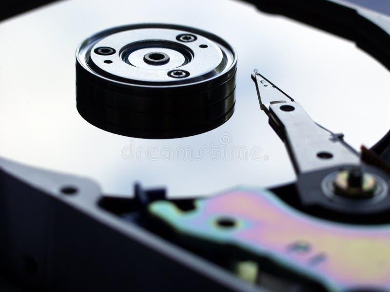 Disco del almacenaje de datos fotos de archivo