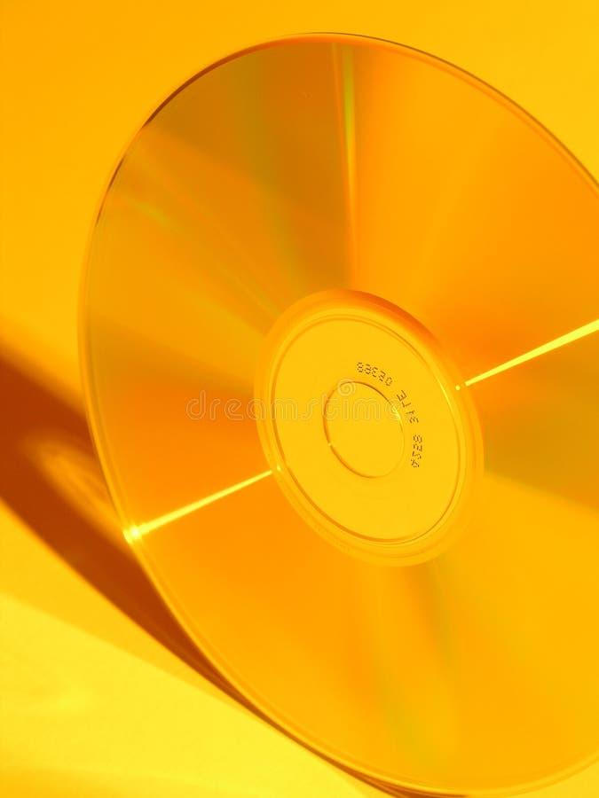Disco del CD-ROM fotos de archivo libres de regalías