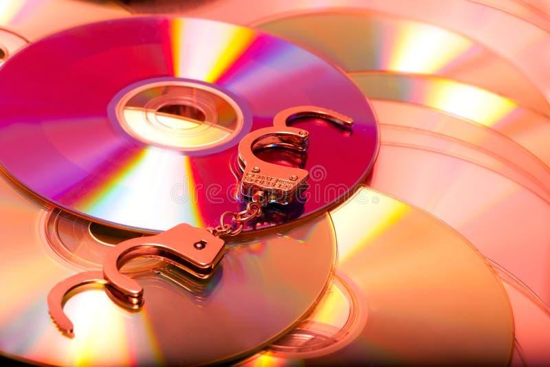 Disco del ordenador imagen de archivo libre de regalías