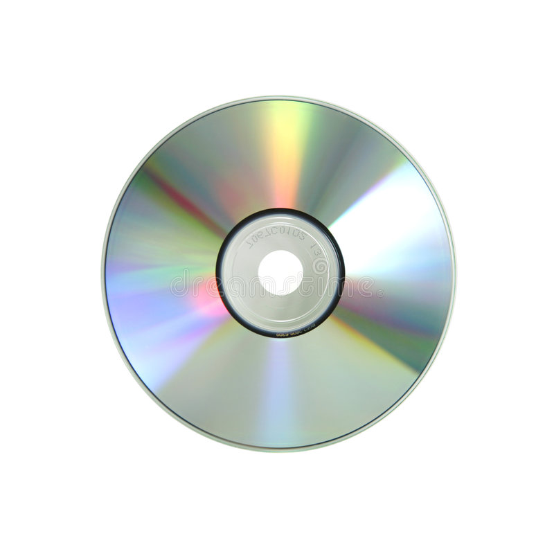 Disco di laser fotografia stock libera da diritti