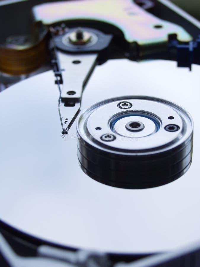Disco do armazenamento de dados  foto de stock