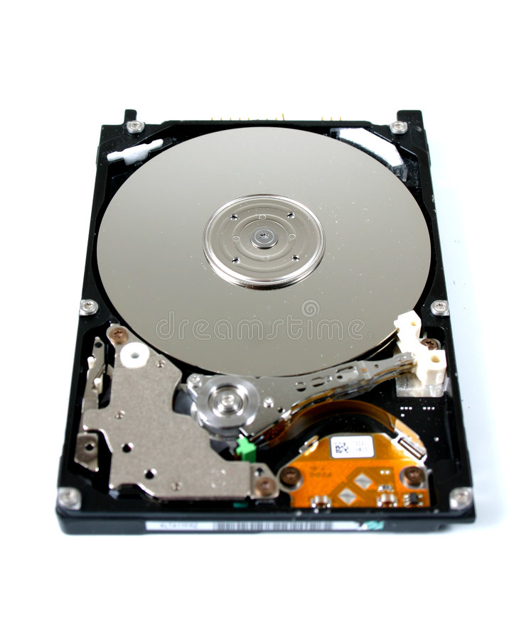 Disco duro 3 foto de archivo libre de regalías