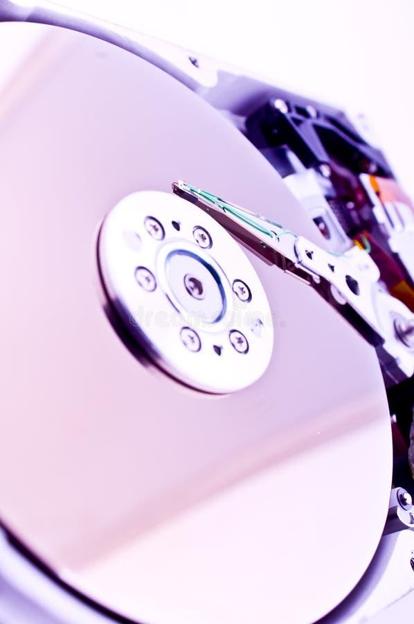 Disco duro del ordenador foto de archivo