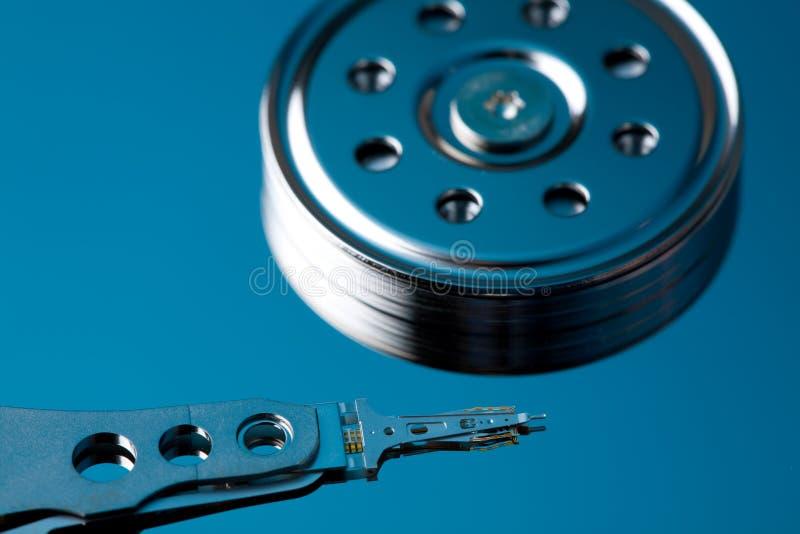 Disco duro interno fotografía de archivo libre de regalías