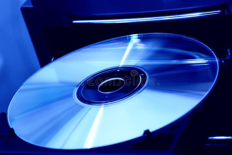 Disco en el mecanismo impulsor fotos de archivo libres de regalías