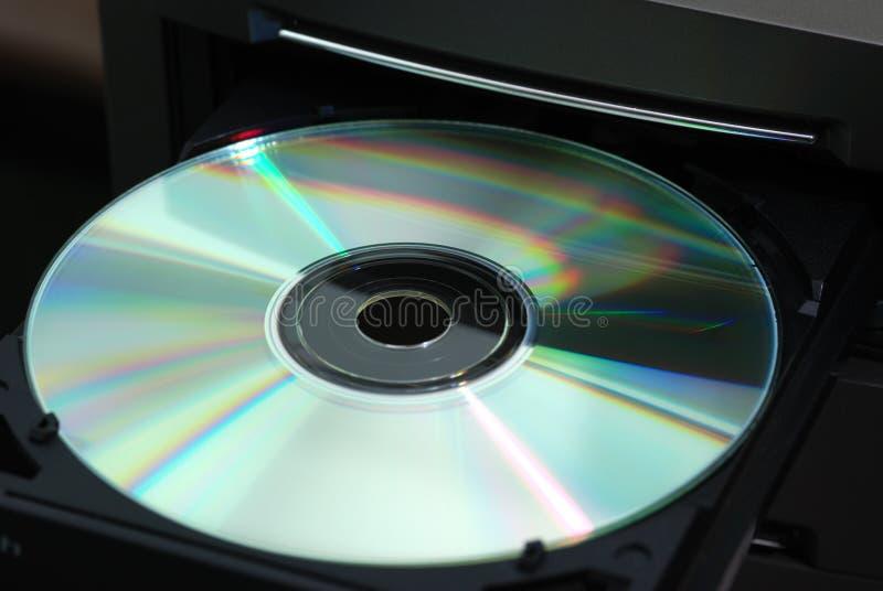 Disco en el mecanismo impulsor imagen de archivo libre de regalías