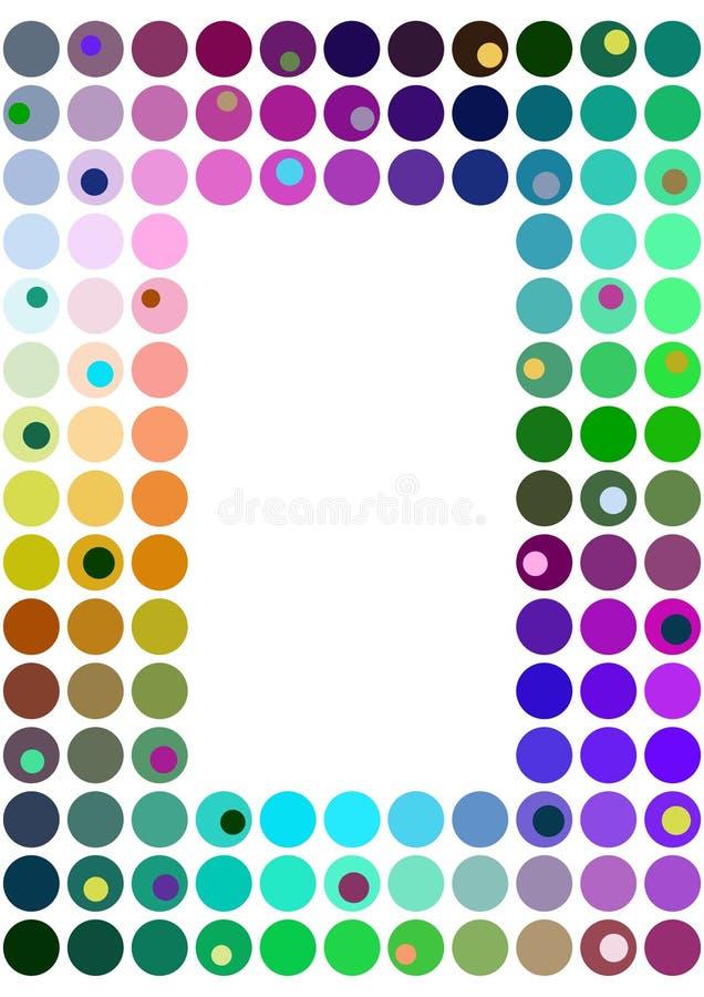 Download Disco Frame stock illustration. Illustration of backdrops - 468551