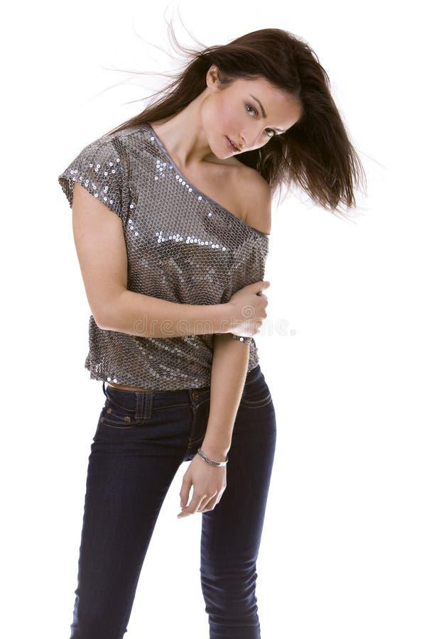 Download Disco Girl Royalty Free Stock Photos - Image: 2688298