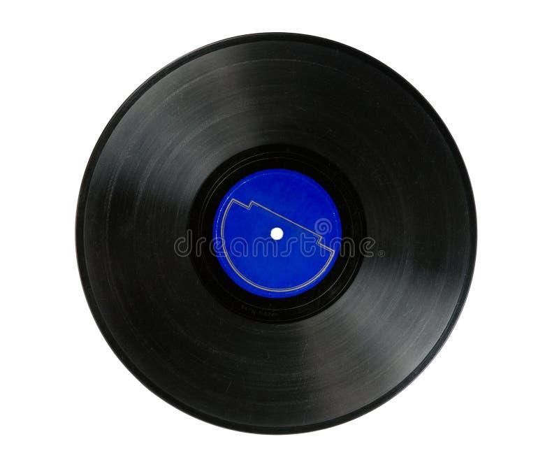 Disco grammofonico fotografie stock libere da diritti