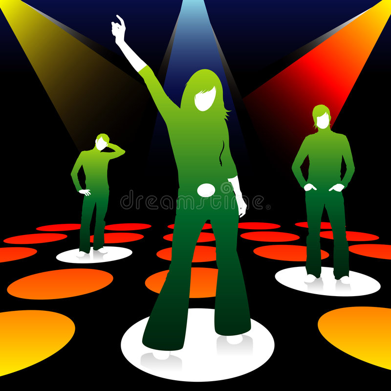Download Disco Lights Stock Images - Image: 1715824
