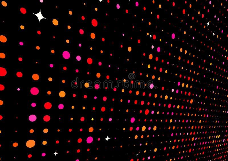 Download Disco lights stock vector. Illustration of modern, futuristic - 6657319