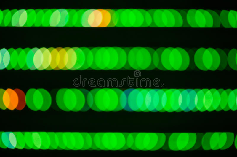 Disco lights in party stock images