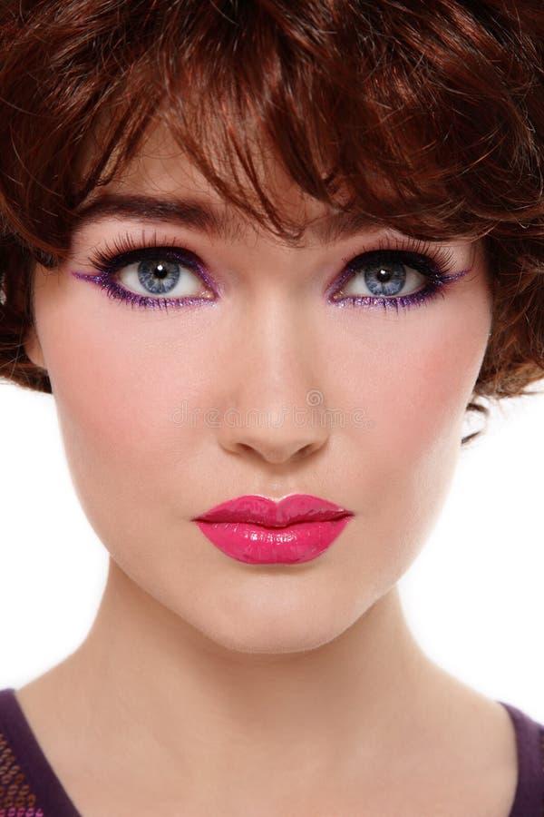 disco makeup στοκ φωτογραφίες με δικαίωμα ελεύθερης χρήσης
