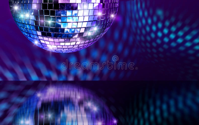 Download Disco mirror ball stock photo. Image of bling, background - 14245460
