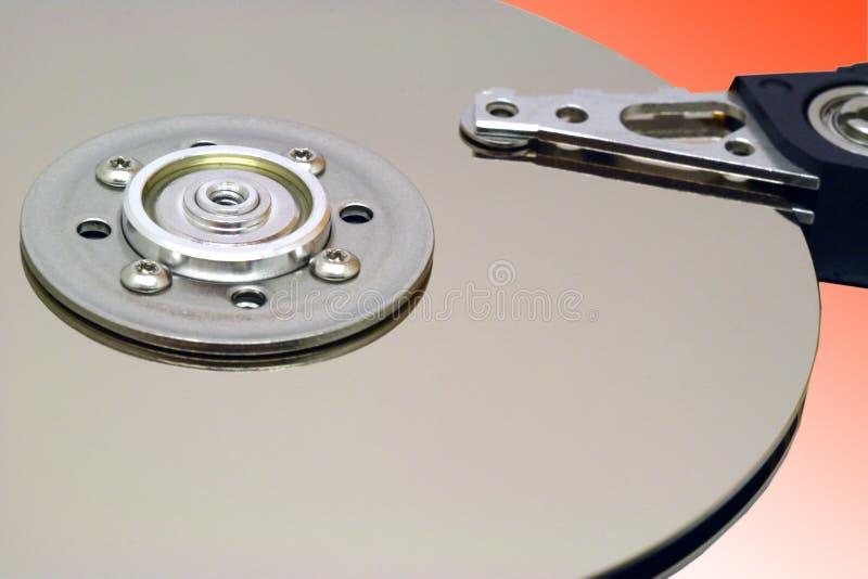 Disco rígido do computador. imagens de stock royalty free